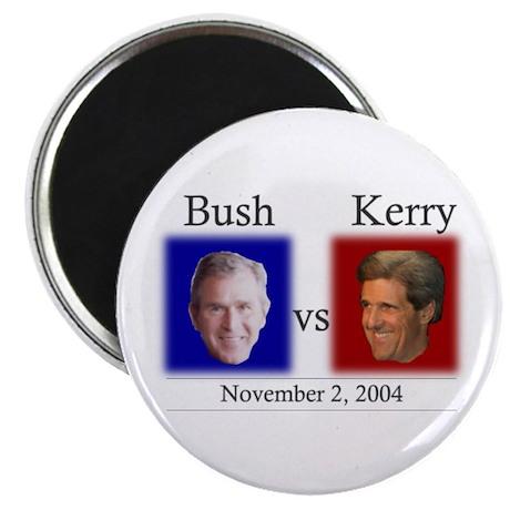 George bush John Kerry President Vote race
