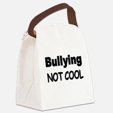 BULLYING Canvas Lunch Bag