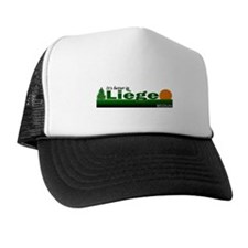 Its Better in Liege, Belgium Trucker Hat