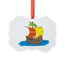 Columbus - Ornament