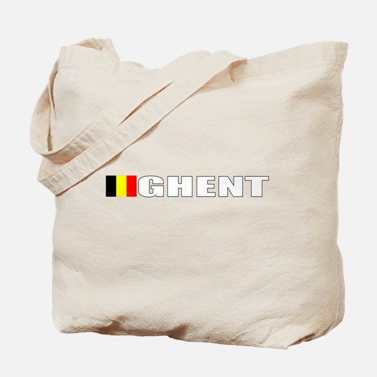Cute Flemish giants Tote Bag