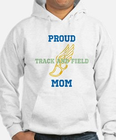 Track and Field Mom Hoodie