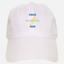Track and Field Mom Baseball Baseball Baseball Cap