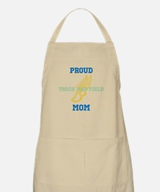 Track and Field Mom Apron
