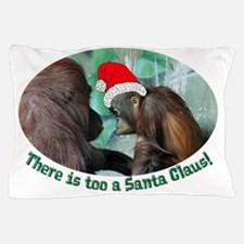 baby santa Pillow Case