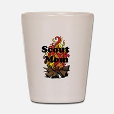 Scout Mom Shot Glass