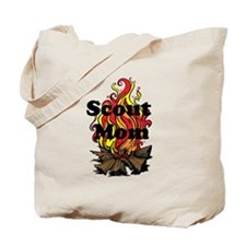 Scout Mom Tote Bag