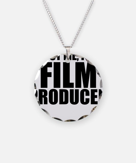 Trust Me, I'm A Film Producer Necklace