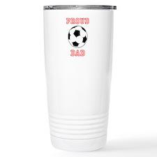 Proud Soccer Dad Travel Mug