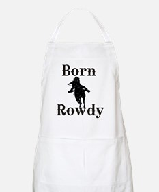 Born Rowdy girls.jpg Apron