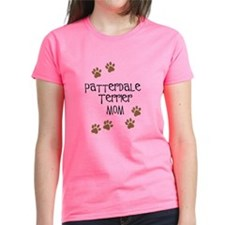 Patterdale Terrier Mom T-Shirt