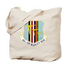 60th Air Mobility Wing Tote Bag