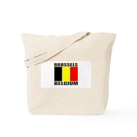 Brussels, Belgium Tote Bag