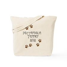 Patterdale Terrier Mom Tote Bag