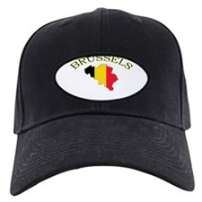 Brussels, Belgium Baseball Hat