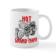 HOT GRAND-MAMA Mugs