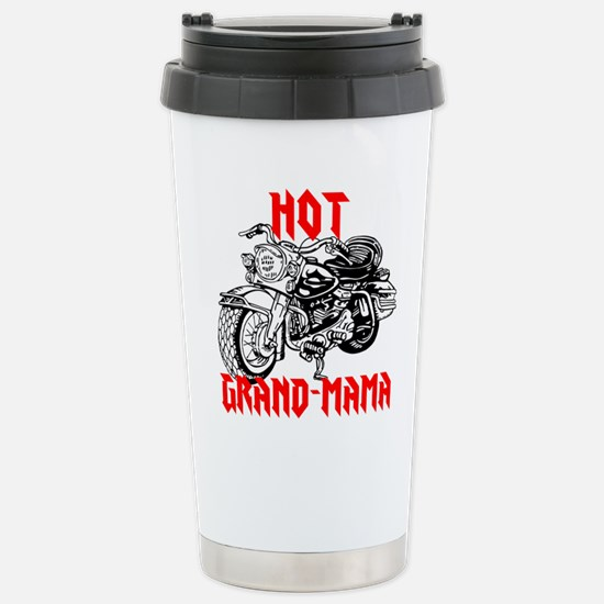 HOT GRAND-MAMA Travel Mug