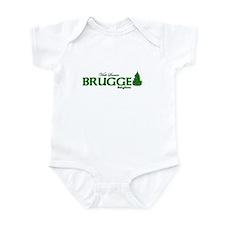 Visit Scenic Brugge, Belgium Infant Bodysuit