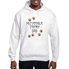 Patterdale Terrier Dad Hoodie
