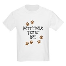 Patterdale Terrier Dad T-Shirt