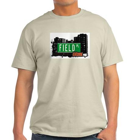Field Pl, Bronx, NYC Light T-Shirt