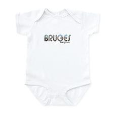 Bruges, Belgium Infant Bodysuit