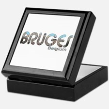 Bruges, Belgium Keepsake Box
