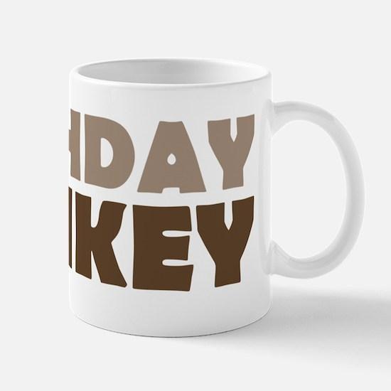 Birthday Monkey Mug