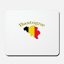 Bastogne, Belgium Mousepad