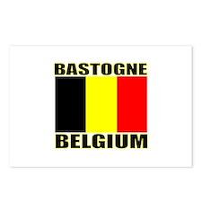 Bastogne, Belgium Postcards (Package of 8)