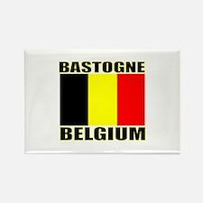 Bastogne, Belgium Rectangle Magnet