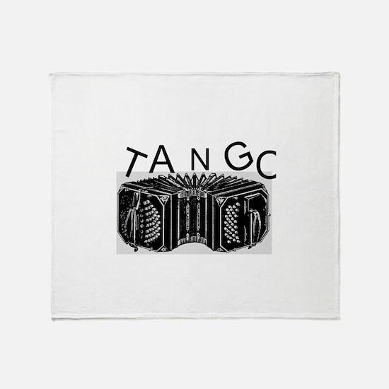 Tango Throw Blanket