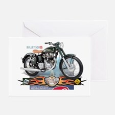Bite the Bullet ES Greeting Cards (Pk of 10)