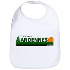 Its Better in Ardennes, Belgi Bib