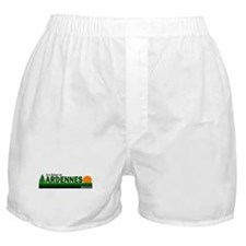 Its Better in Ardennes, Belgi Boxer Shorts