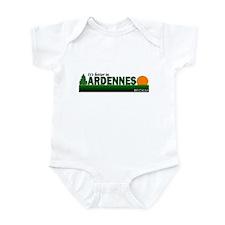 Its Better in Ardennes, Belgi Infant Bodysuit