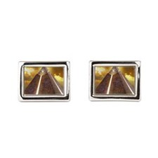 PINEAL GLAND TRUTH THIRD EYE ACTIVATION Cufflinks