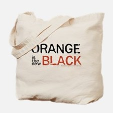 Orange is the New Black Tote Bag