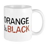 Orange is the new black Coffee Mugs