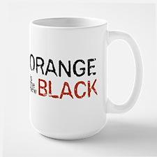 Orange is the New Black Large Mug