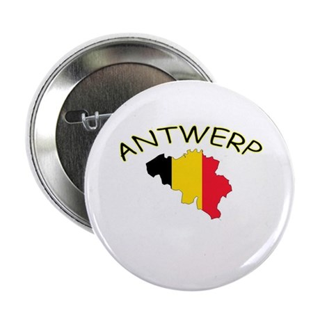 "Antwerp, Belgium 2.25"" Button (10 pack)"