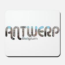 Antwerp, Belgium Mousepad