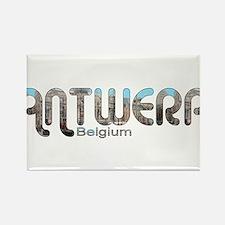 Antwerp, Belgium Rectangle Magnet