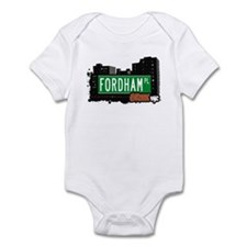 Fordham Pl, Bronx, NYC Infant Bodysuit