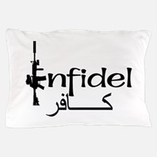 infidlearabic.png Pillow Case
