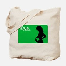 iDue March Tote Bag
