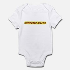 Hammered Racing Infant Bodysuit