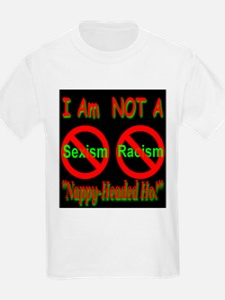 No Sexism/Racism T-Shirt