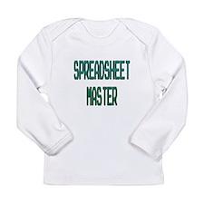 Spreadsheet Master Long Sleeve T-Shirt