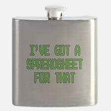 Spreadsheet Flask